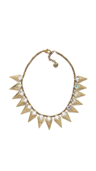 Avant Garde Paris Epee Necklace