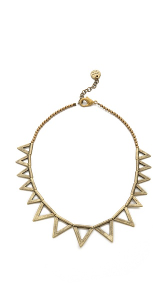 Avant Garde Paris Wind Necklace