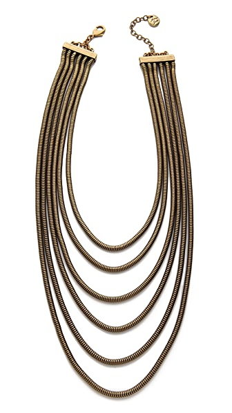 Avant Garde Paris Paco Necklace