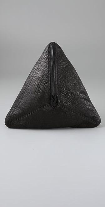 Alexander Wang Darla Pyramid Clutch