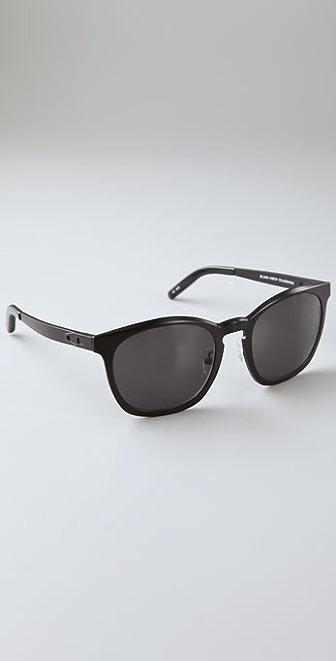 Alexander Wang Round Sunglasses