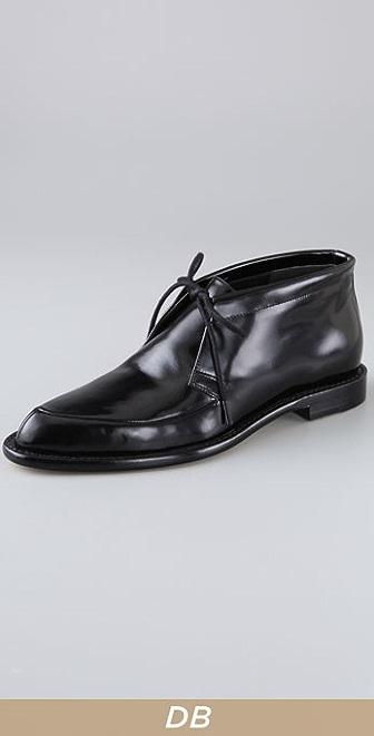 Alexander Wang Bruna Tie Flat Booties