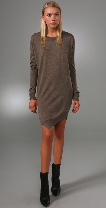 Alexander Wang Draped Back Tunic