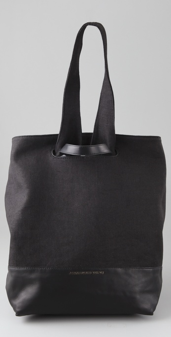 Alexander Wang Alpha Shopper Bag