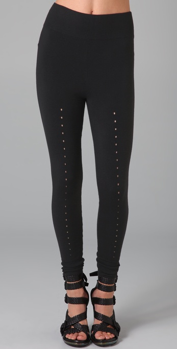 Alexander Wang Pointelle Leggings