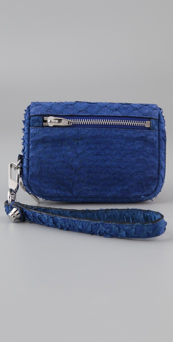 Alexander Wang Fumo Large Wallet