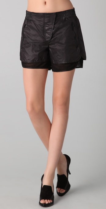 Alexander Wang Running Shorts