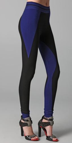 Alexander Wang Combo Leggings