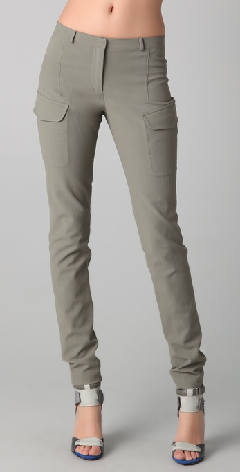 Alexander Wang Articulated Cargo Pants