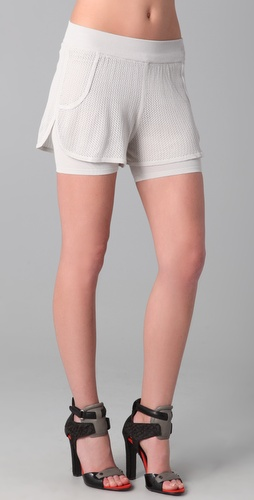 Alexander Wang Mesh Shorts