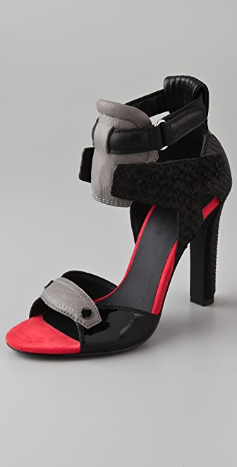Alexander Wang Chloe High Heel Sandals