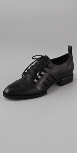 Alexander Wang Joelle Speed Lace Oxfords