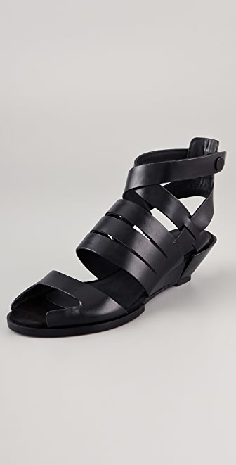 Alexander Wang Dalane Slash Sandals