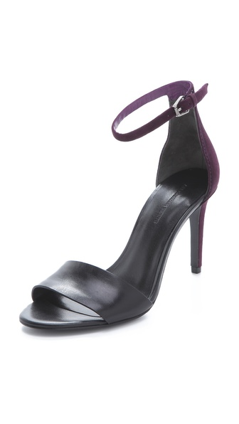 Alexander Wang Carmen High Heel Sandals