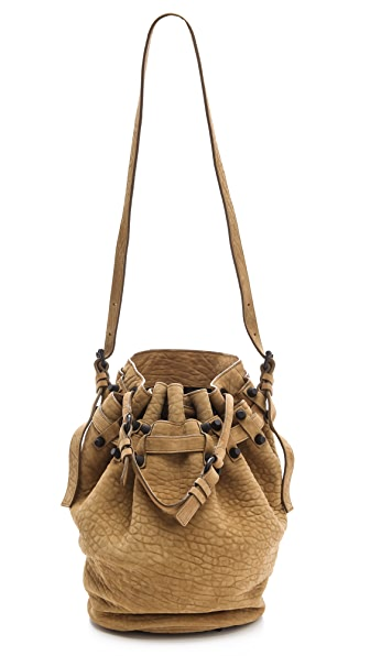 Alexander Wang Diego Suede Bucket Bag