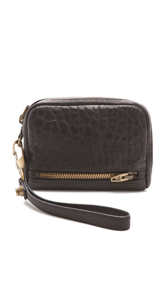 Alexander Wang Fumo Large Wristlet