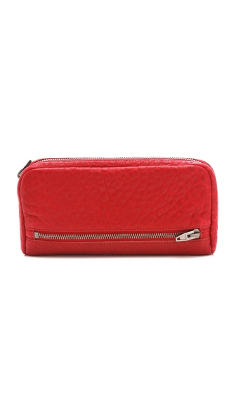 Alexander Wang Fumo Continental Wallet