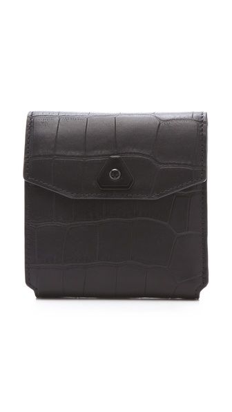Alexander Wang Trigone Compact Wallet
