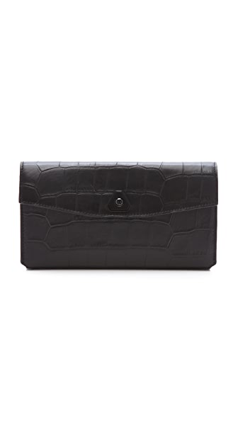 Alexander Wang Trigone Long Wallet