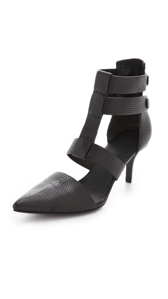 Alexander Wang Tati Low Heel Pumps