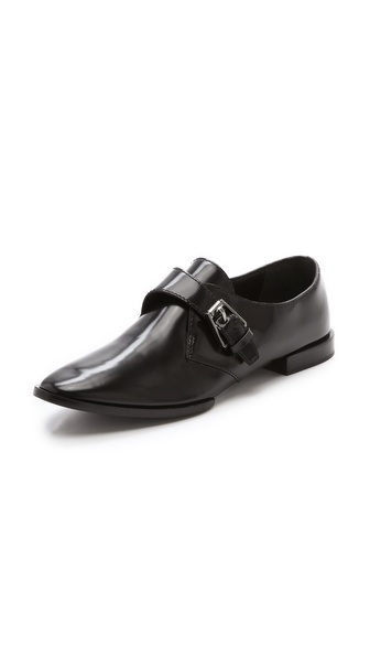 Alexander Wang Ruby Spazzolato Oxfords