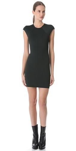 Alexander Wang Stretchy Zip Dress
