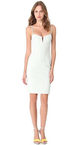 Alexander Wang Bra Strap Dress