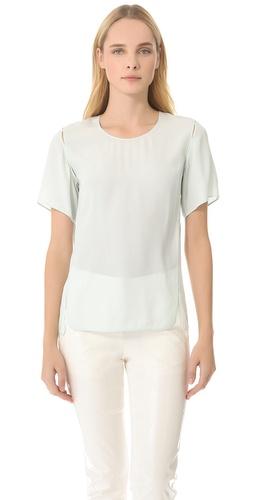 Alexander Wang Vented Seam T-Shirt