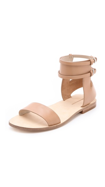 Alexander Wang Alek Ankle Cuff Sandals