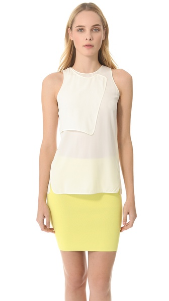 Alexander Wang Vented Seam Tank
