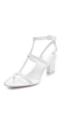 Alexander Wang Aline T-Strap Sandals