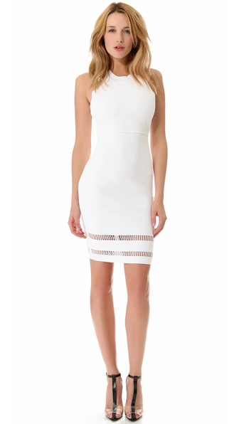 Alexander Wang Suspension Fitted Tank Dress