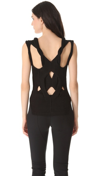 Alexander Wang Molded Cable Tank
