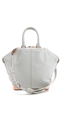 Alexander Wang Small Emile Satchel at Shopbop.com