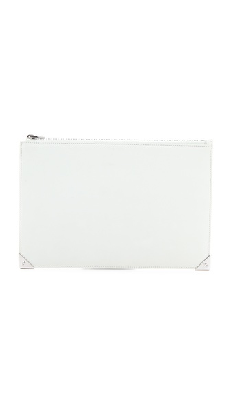 Alexander Wang Prisma Glow In The Dark Flat Pouch