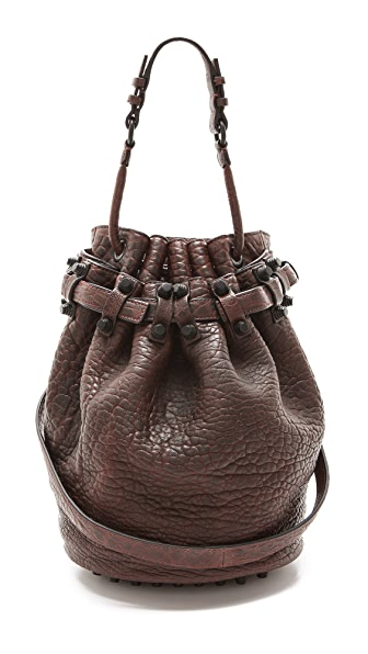 Alexander Wang Diego Dumbo Bucket Bag