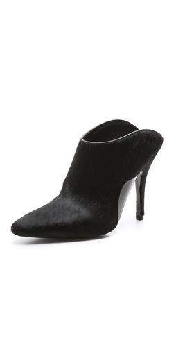 Alexander Wang Miranda Haircalf Mules at Shopbop / East Dane