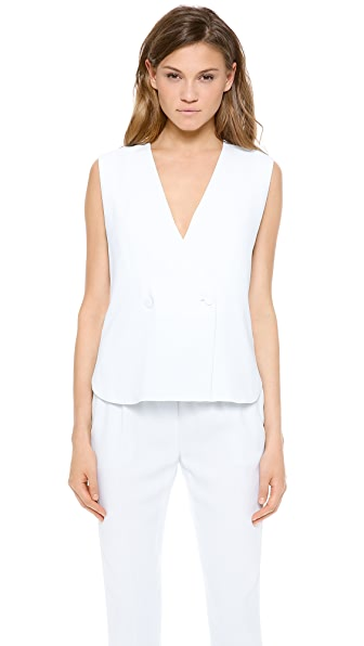 Alexander Wang Folded Front Top