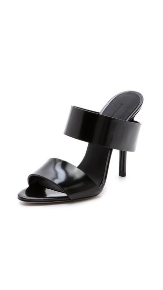Alexander Wang Masha Leather Sandals