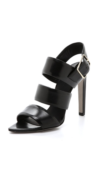 Alexander Wang Kerry Slingback Sandals