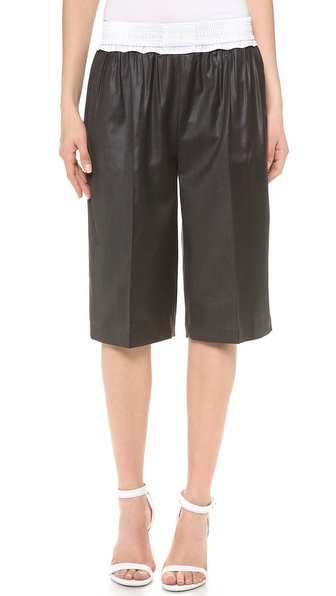 Alexander Wang Basketball Shorts