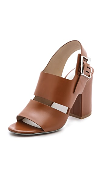 Alexander Wang Sara Slingback Sandals