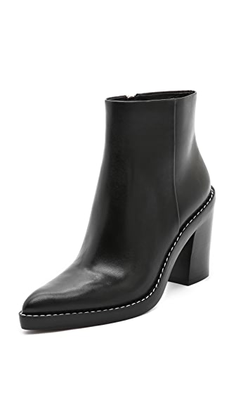 Alexander Wang Kelli Welted Booties