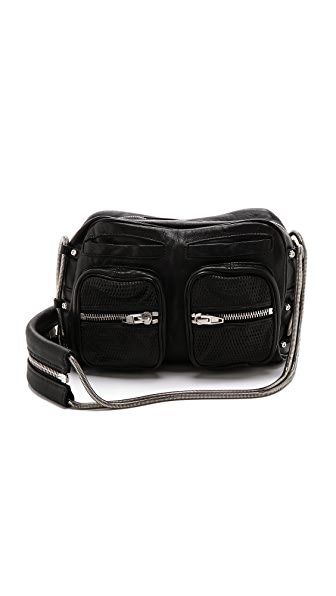 Alexander Wang Brenda Chain Cross Body Bag