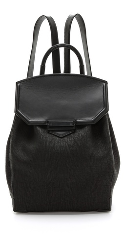 Alexander Wang Prisma Skeletal Backpack at Shopbop / East Dane