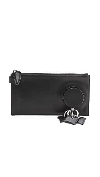 Alexander Wang Runway Key Clutch