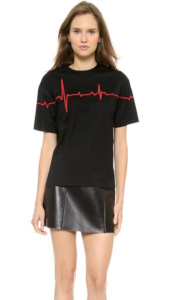 Alexander Wang Heartbeat Pullover