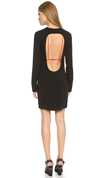 Kupi Alexander Wang haljinu online i raspordaja za kupiti Alexander Wang Window Back Shift Dress Referee online