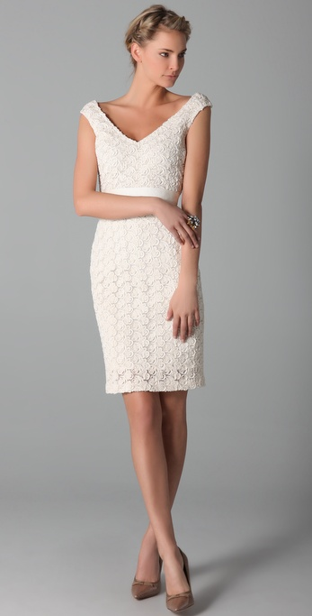 Badgley Mischka Collection Sleeveless Cocktail Dress