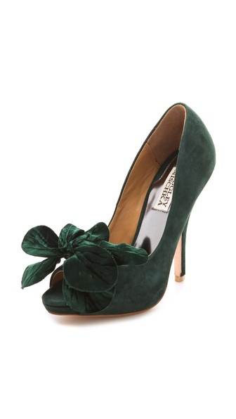 Badgley Mischka Maribelle Pumps